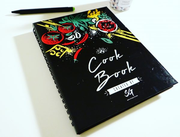 """Тефтер за рецепти """"COOK BOOK"""""""